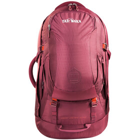 Tatonka Great Escape 50+10 Backpack bordeaux red